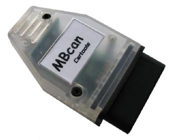 Mercedes MBcan Reset Tool V6